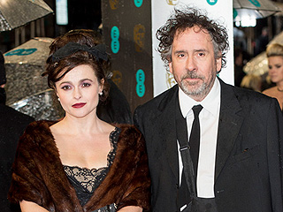 Helena Bonham Carter and Tim Burton Separate