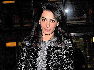 Amal Clooney Claims Egyptian Official Threatened Her with Arrest