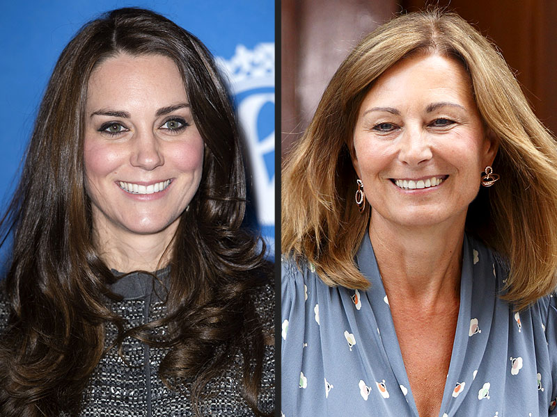 How Princess Kate Gets a Little Help from Her Mom, Carole Middleton, in Caring for Prince George