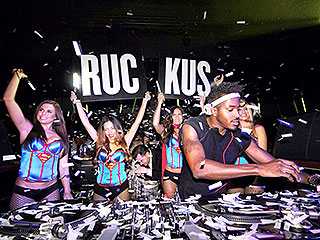 DJ Ruckus Shares His New Year's Eve Playlist