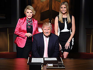 What Did Ivanka Trump Say About Joan Rivers's Appearance on Celebrity Apprentice? | Donald Trump