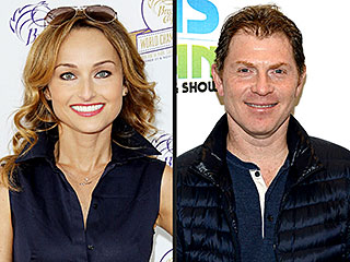 Giada De Laurentiis Enjoys Night Out with Bobby Flay Before Announcing Divorce | Giada De Laurentiis, Bobby Flay