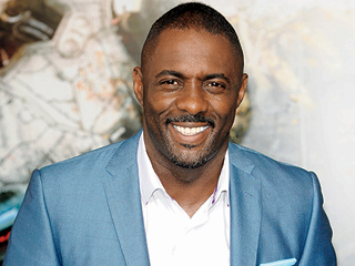Idris Elba's Response to 'Too Street' Comment Is Short, Sweet and Upbeat