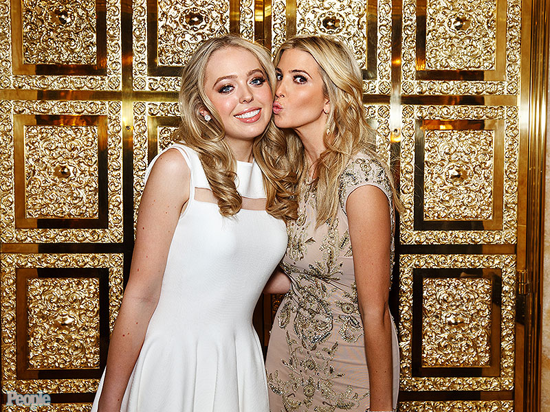 tiffany trump ivanka