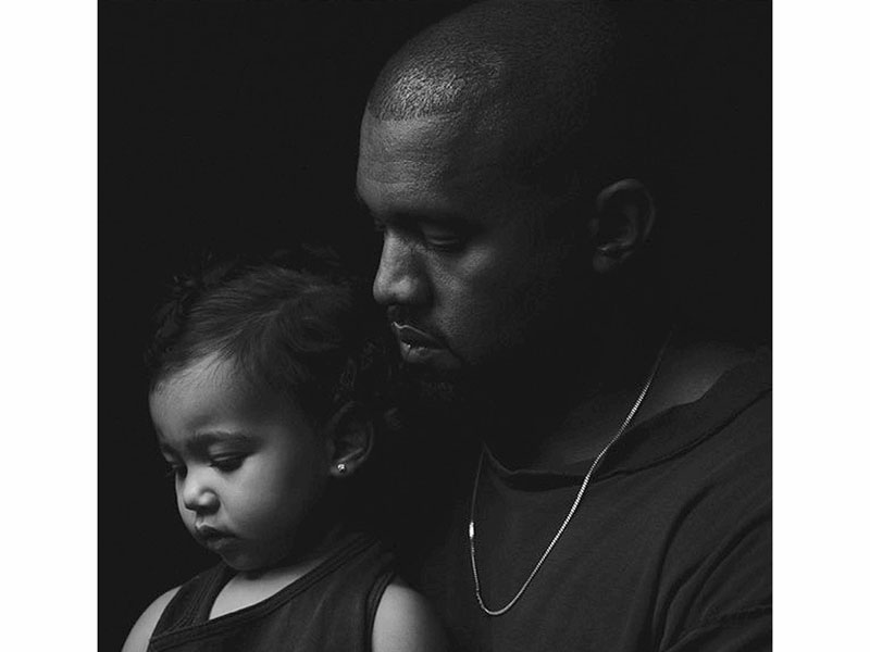 Kanye West: My Mom Sang Through Me to My Daughter