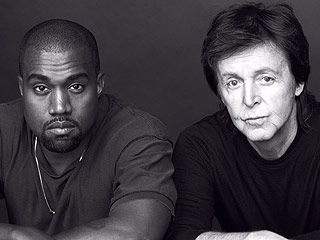 Paul McCartney Compares Kanye West to John Lennon (Yes, Really) | Kanye West, Paul McCartney