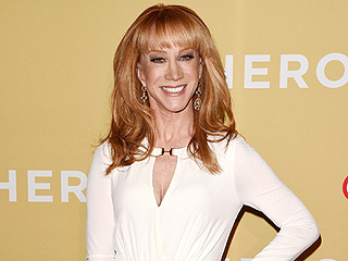 Kathy Griffin: I'm Gonna Be Like the Judge Judy of Fashion Police