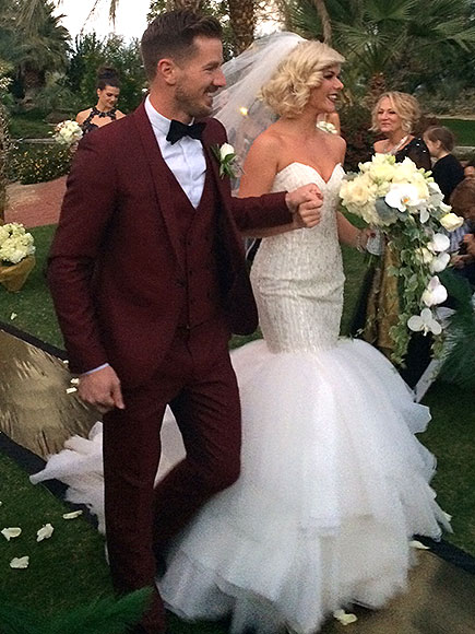 Kimberly Caldwell Weds Soccer Player Jordan Harvey| Marriage, Weddings, American Idol, Kimberly Caldwell