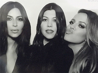 PHOTO: Kourtney Kardashian Makes First Post-Baby Appearance