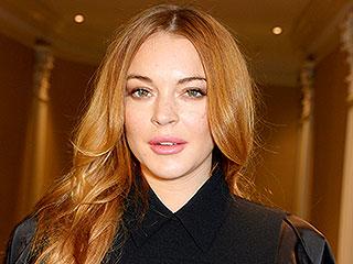 Lindsay Lohan Parties in Paris Ahead of Court Date | Lindsay Lohan