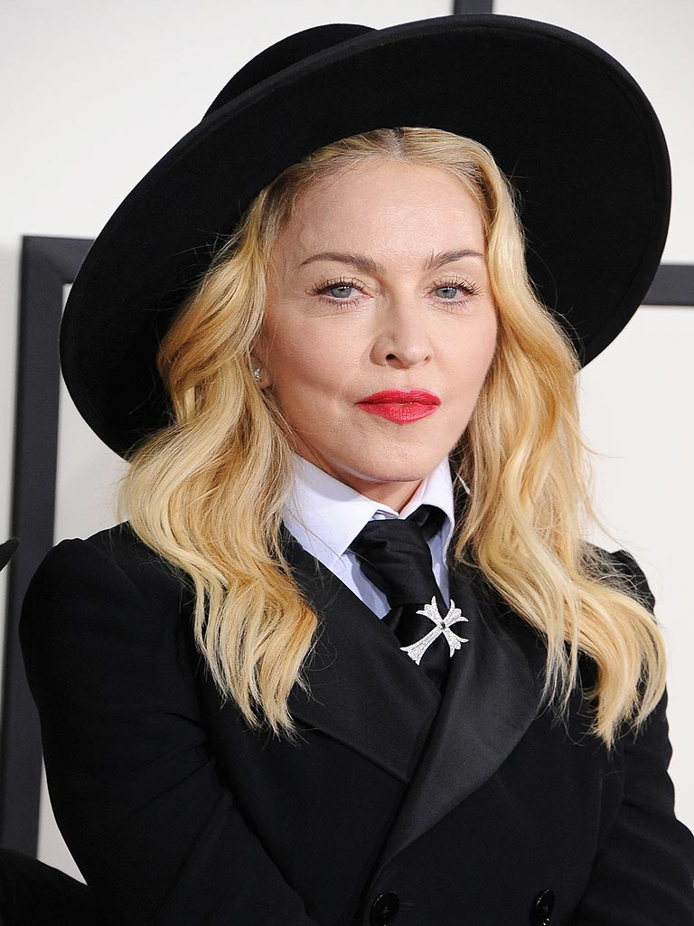 Madonna Instagrams Rebel Heart Comparisons to Martin Luther King.