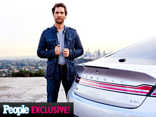 First Look: See Matthew McConaughey's New Lincoln Commercial | Matthew McConaughey