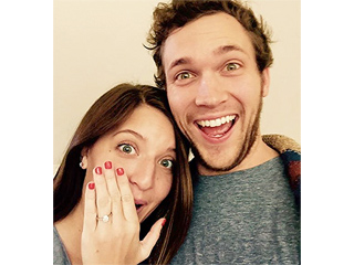American Idol's Phillip Phillips Is Engaged!