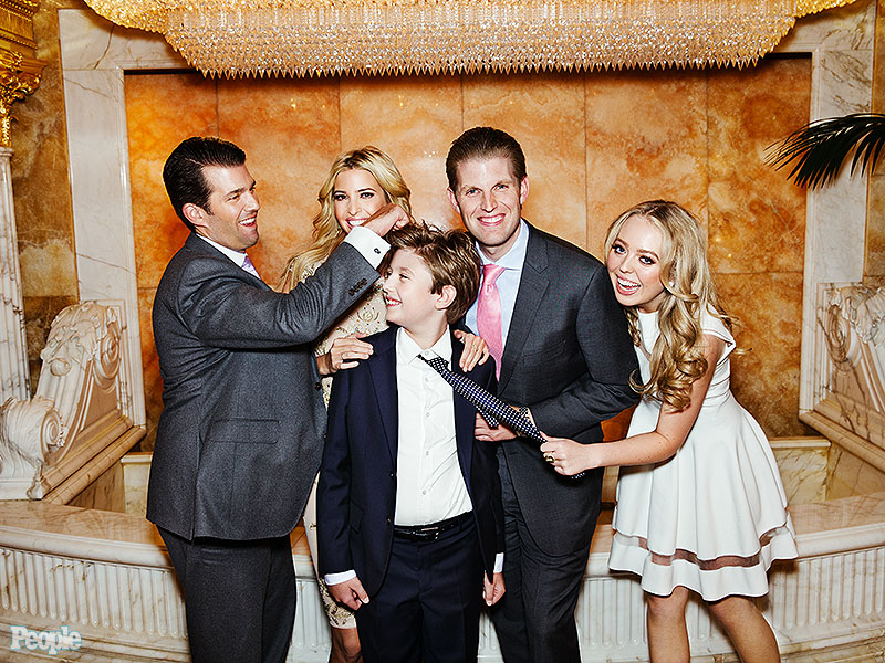 Growing Up Trump: Why Donald Trump's Eldest Children Know They're 'Spoiled'