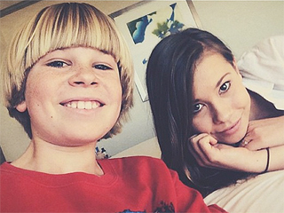 PHOTO: See Bindi Irwin's Adorable Message to Her Brother