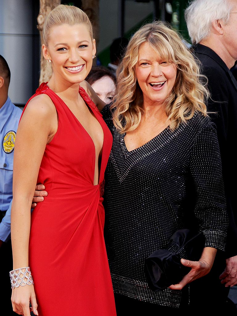 Blake Lively mother