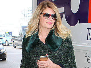 Kirstie Alley Reveals Latest 50-Lb. Weight Loss | Kirstie Alley