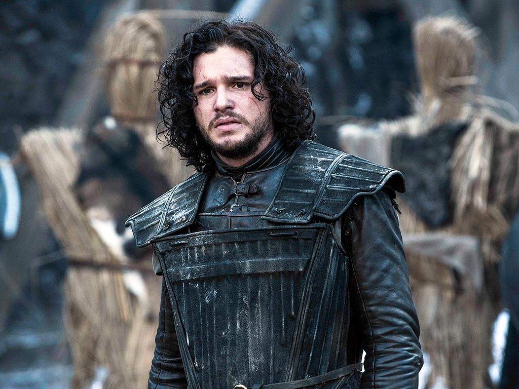 Game of Thrones: Kit Harington Spotted in Belfast
