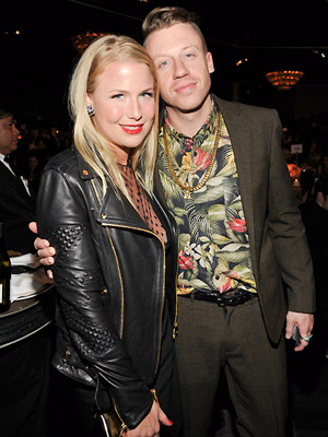 Macklemore and Tricia Davis Expecting First Child