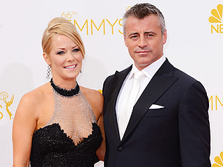 Matt LeBlanc and Andrea Anders Split