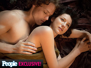 FROM EW: Outlander Featurette Shows What Married Life Is Like for Jamie & Claire