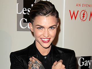 OITNB's Ruby Rose Talks Talks Nude Scenes, Gender Fluidity and Her Surprising Crush