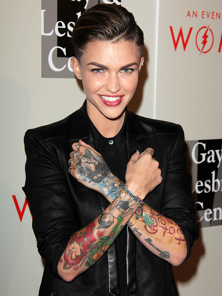 Ruby Rose Dishes on Her OITNB Character And Everything