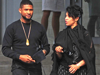 Usher Engaged to Manager Grace Miguel
