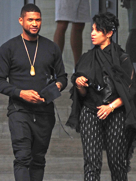 Usher Is Engaged to Grace Miguel