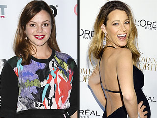 The Hilarious Way Amber Tamblyn Found Out That Blake Lively Gave Birth