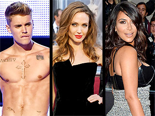 What Are The Most Talked-About Body Parts in Hollywood? | Angelina Jolie, Justin Bieber, Kim Kardashian