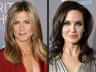What Feud? Jen Calls Rumors of a Longtime Dispute with Angelina 'Tiresome and Old'