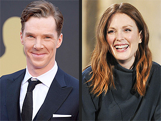 Julianne Moore, Benedict Cumberbatch and Others React to Oscar Nods