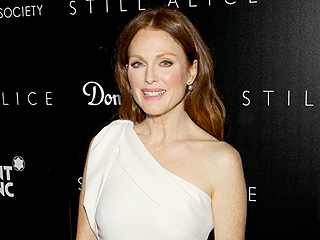 Julianne Moore on Her Golden Globe Win: 'I Can't Say I Was Unfazed'