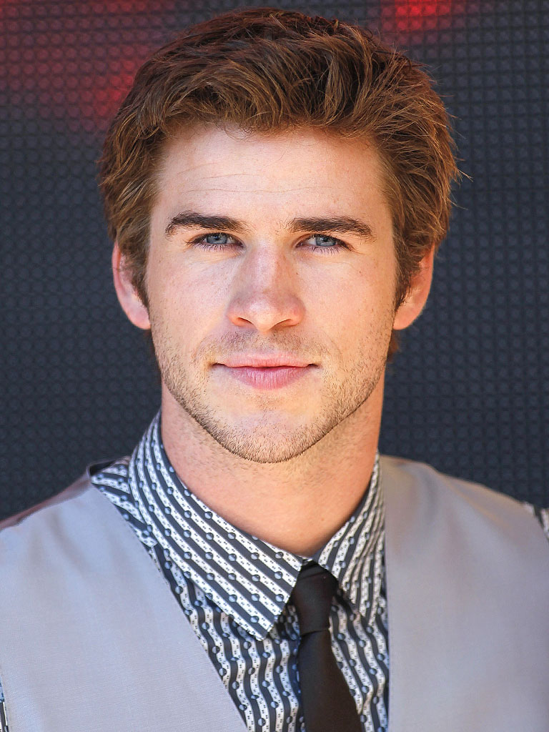 Liam Hemsworth, Patric...