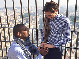 Confirmed: Michael Sam Is Engaged – See the Proposal Photo