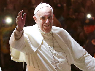 Pope Francis: Catholics Shouldn't Breed 'Like Rabbits'