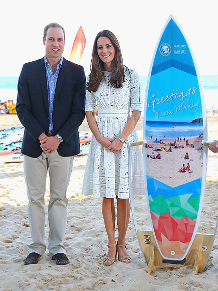 All About Kate and William's 'Babymoon