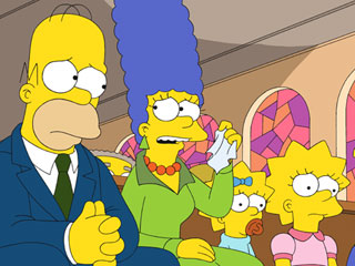 Celebrate 25 Years of The Simpsons with 25 Episodes That Go for the Heart