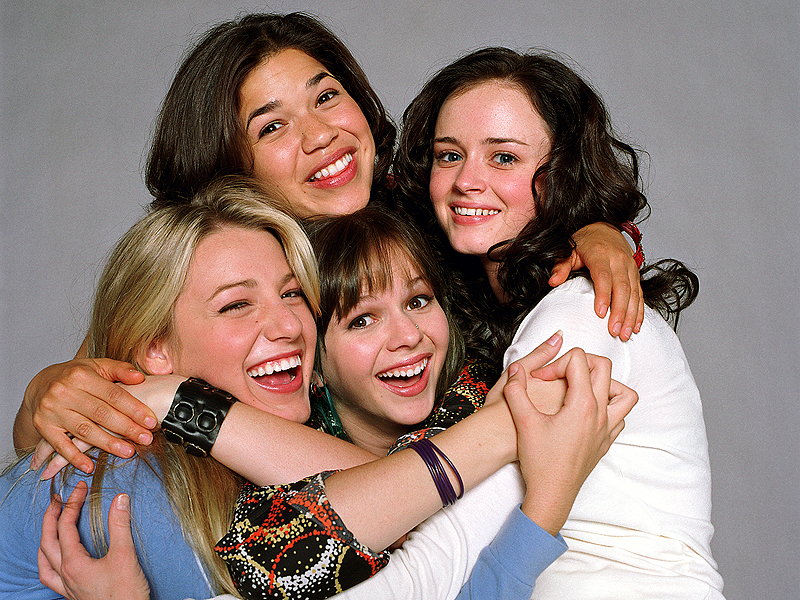 America Ferrera Confirms: Sisterhood 3 Is 'Very Much in the Works'| Girls in Pants, Sisterhood Everlasting, Sisterhood of the Traveling Pants, Forever in Blue, Sisterhood of the Traveling Pants 2, The Sisterhood of the Traveling Pants, Movie News, Amber Tamblyn, America Ferrera, Ann Brashares