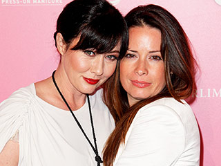 Shannen Doherty: 'I Didn't Diss' Jason Priestley | Holly Marie Combs, Shannen Doherty