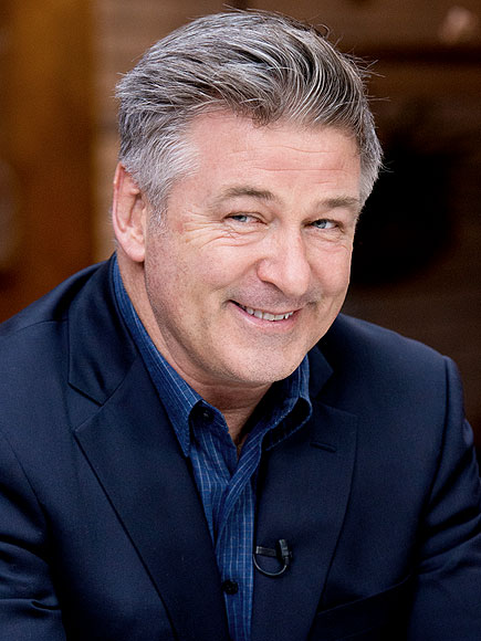 Alec Baldwin: Raps with Chance the Rapper : People.com Alec Baldwin