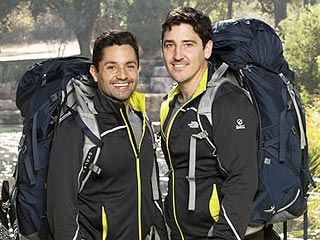 NKOTB's Jonathan Knight Is 'Nervous' About Running The Amazing Race with Boyfriend