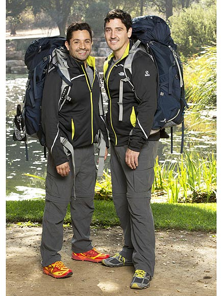 The Amazing Race Cast Includes New Kids on the Block's Jonathan Knight