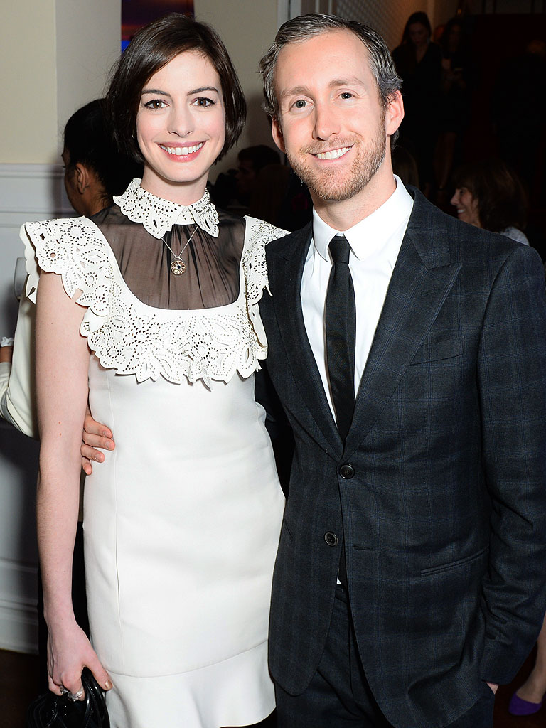 Anne Hathaway on Her Marriage to Adam Shulman : People.com