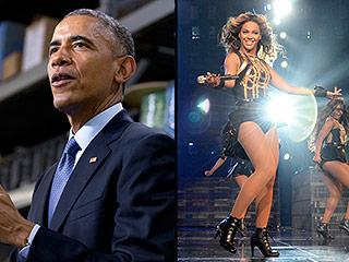 President Obama to Beyoncé: Hire a Masseuse! | Beyonce, Barack Obama