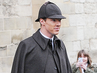 Benedict Cumberbatch Reveals His Secret to Memorizing Lines for Sherlock