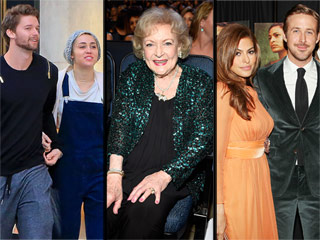 Betty White Turns 93, Miley Cyrus Sings Karaoke & More Weekend News