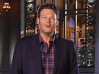 Five Things We Hope Blake Shelton Will Do on Saturday Night Live