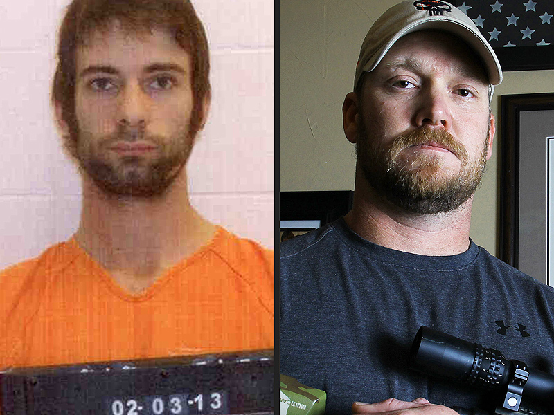 American Sniper Chris Kyle's Murder: Eddie Ray Routh on Trial